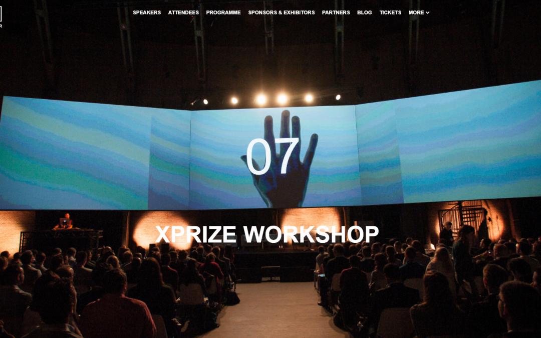 Panelist at World Summit AI – XPRIZE Workshop