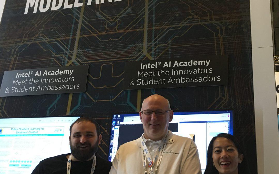 Intel AI Demo at NeurIPS 2018